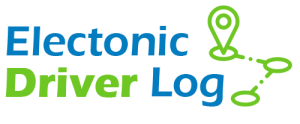 Electronic Drive Log Logo