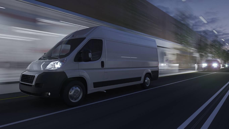 White van image